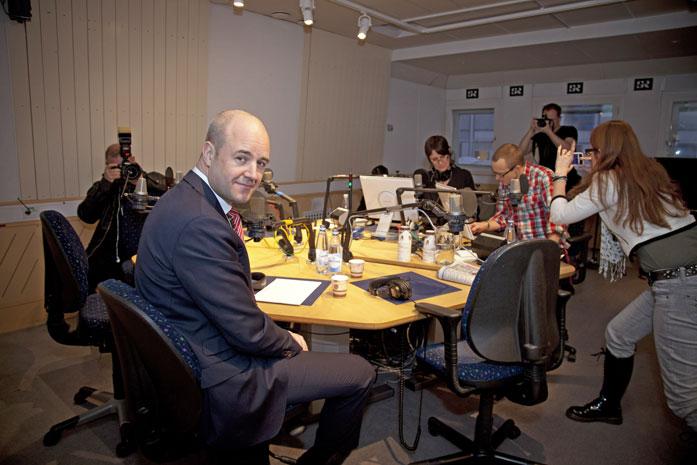 Foto: Micke Grönberg, Sveriges Radio