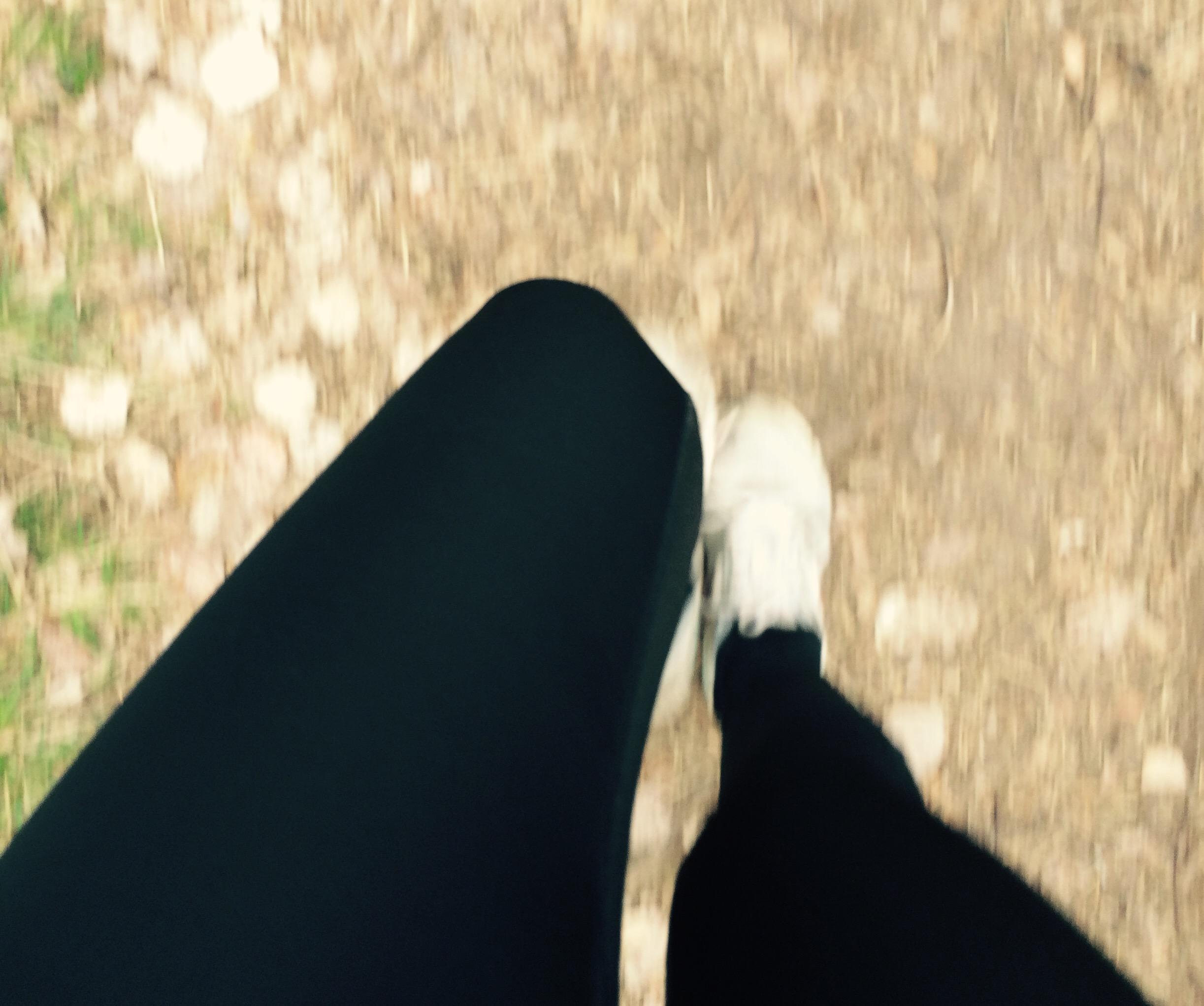 ben som springer